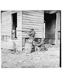 Dutch Gap, Virginia. Picket Station of C... by Library of Congress