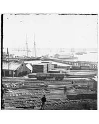 City Point, Virginia. Ordnance Wharf, Ph... by Library of Congress
