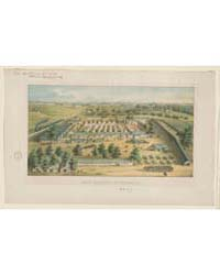 Camp Carroll, Baltimore, MD ; Lith. & Pr... by Barnard, George N.
