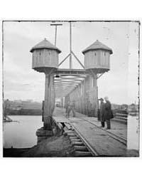 Nashville, Tennessee. Fortified Bridge O... by Barnard, George, N.
