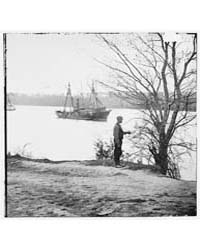 James River, Virginia. Ships on the Jame... by Library of Congress