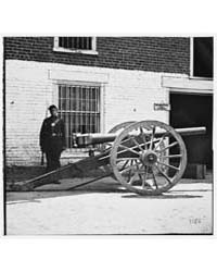 Richmond, Virginia. Federal Soldier Guar... by Library of Congress