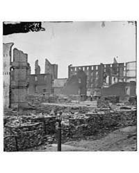 Richmond, Virginia. Burnt District, Phot... by Library of Congress