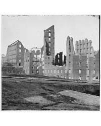 Richmond, Virginia. Ruined Buildings in ... by Library of Congress