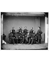 General Henry S. Briggs and Staff, Photo... by Libary of Congress