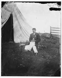 Gettysburg, Pennsylvania. Capt. John J H... by Smith, William, Morris
