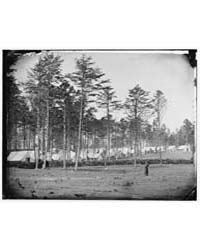 Brandy Station, Virginia. Camp at Headqu... by Library of Congress