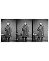Maj. O.D. Barrett, 11Th N.Y. Inf., Photo... by Libary of Congress