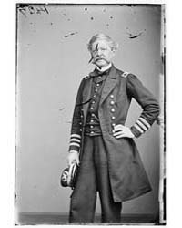 Commodore C. Ringgold Usn, Photograph Nu... by Library of Congress