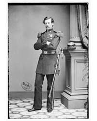 General J.A. Foster, Photograph Number 0... by Libary of Congress