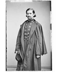 Maj. W.S. Stryker, Paymaster, Photograph... by Libary of Congress