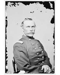A.W. Preston, 1St Vermont, Photograph Nu... by Libary of Congress