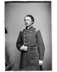 Col. W.O. Stevens, 72Nd N.Y. Inf, Photog... by Libary of Congress