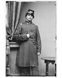 Maj. J.M. Merrow, Photograph Number 0673... by Library of Congress