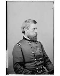 Maj. General Jefferson C. Davis, Photogr... by Library of Congress