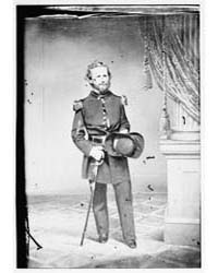 General Nathan Lyon Usa, Photograph Numb... by Library of Congress