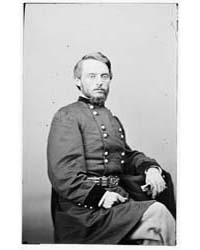 Maj. John M. Corse, 6Th Iowa Inf., Photo... by Library of Congress