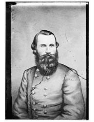 J.E.B. Stuart, C.S.A., Photograph Number... by Library of Congress