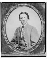 Wm. Francis Jones, Pvt., 5Th Virginia Ca... by Library of Congress
