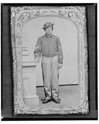 Josua P. Graffam, Sgt., 1St D.C. & 1St M... by Library of Congress