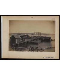 Wharf at Alexandria, Va., Used by U.S. M... by Russell, Andrew J.