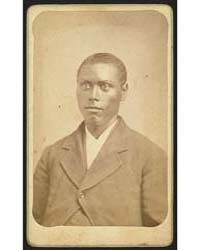 Half-length Portrait of an African Ameri... by Library of Congress
