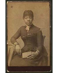 Three-quarter-length Portrait of an Afri... by Richmond Photograph Co.