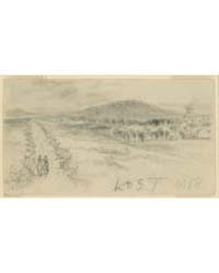 Lost Mtn, Photograph Number 17625V by Waud, Alfred R.
