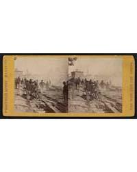General Sherman's Men Destroying the Rai... by Buttre, John Chester