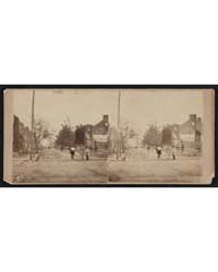 Main Street - Looking West Chambersburg,... by Library of Congress