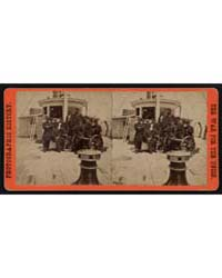 Captain Gillespie and Officers of Flagsh... by Library of Congress