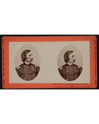General G. K. Warren, Commander of the F... by Brady's National Photographic Portrait Galleries