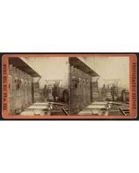 Slave Pen, Alexandria, Va., Photograph N... by Brady's National Photographic Portrait Galleries