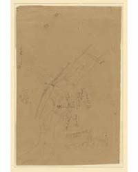 Map of Battlefield, Photograph Number 20... by Waud, Alfred R.