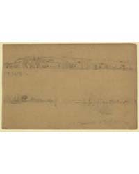 Ft. Scott and Towards Alexandria, Photog... by Waud, Alfred R.
