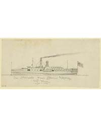 The Newport News Steamer Express Capt. W... by Waud, Alfred R.
