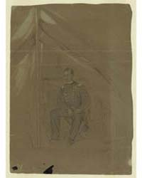Colonel Hawkins 9Th Reg. N.Y.S.V., Photo... by Waud, Alfred R.