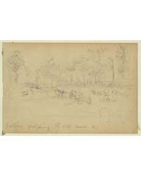 Sutlers Crossing Bull Run 61, Photograph... by Waud, Alfred R.
