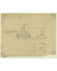 Five Views of the Susquehannah and the C... by Waud, Alfred R.