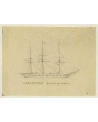 MacEdonian, Sloop of War, Photograph Num... by Waud, Alfred R.