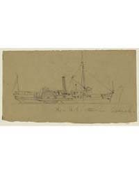 The U.S. Steamer Search., Photograph Num... by Waud, Alfred R.