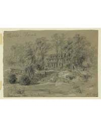 Hare House Near Petersburg, Photograph N... by Waud, Alfred R.