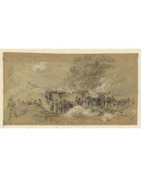 Siege of Petersburg. 18Th Corps, Photogr... by Waud, Alfred R.