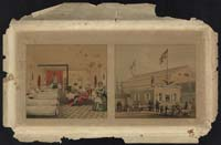 Interior and Exterior Views of the Union... by Library of Congress