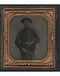 Unidentified Soldier in Union Uniform an... by Library of Congress