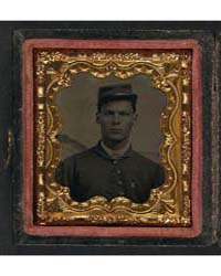 Unidentified Soldier in Union Uniform wi... by Library of Congress