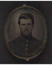 Unidentified Soldier in Pendant, Photogr... by Library of Congress