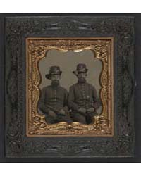Unidentified Soldiers in Union Uniforms ... by Library of Congress