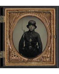 Unidentified Young Soldier in 5Th New Ha... by Library of Congress
