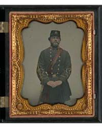 Unidentified Soldier in Confederate Capt... by Library of Congress